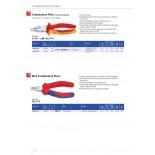 PDF Каталог - Комбинирани клещи на Knipex (Книпекс)