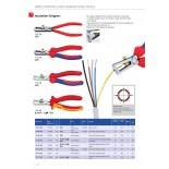 PDF Каталог - Kлещи за оголване на кабели ( заголвачки )  на Knipex (Книпекс)