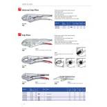 PDF Каталог - Grip (самоздържащи) клещи на Knipex (Книпекс)
