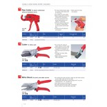 PDF Каталог - Ножици на Knipex (Книпекс)