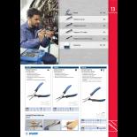 PDF Каталог - Инструменти за електроника на UNIOR