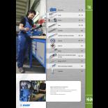 PDF Каталог - Менгемета, стяги, триони, пили, дискове, нивелири на UNIOR